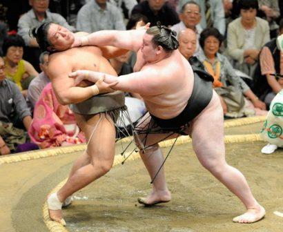 Gagamaru contre Takanoiwa
