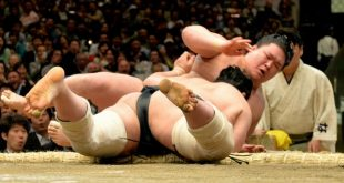 Goeido contre Aminishiki