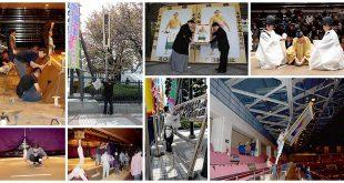 exposition au musée du sumo entre deux tournois