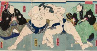 estampes de sumo
