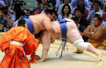 Kotoshogiku contre Aoiyama