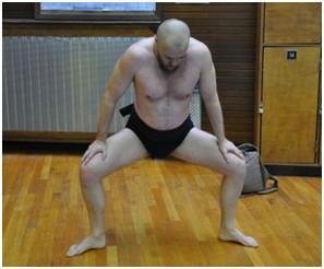 Exercices d'échauffement