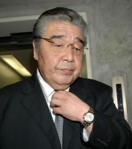 Tokitsukaze oyakata à l'époque des faits