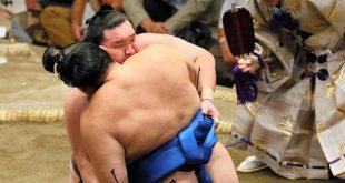 Hakuho contre Jokoryu