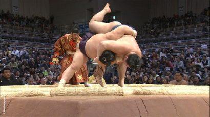 Les basho de 2014 en exclusivité sur Kombat Sport : le sumo arrive sur Kombat Sport