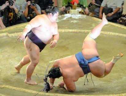 Takekaze contre Kotoshogiku