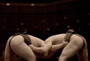 Combat de sumo, © Philippe Marinig