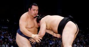 Kakuryu contre Harumafuji