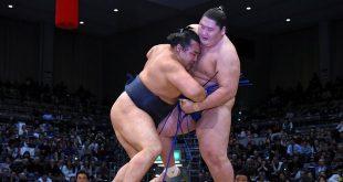 Kakuryu contre Ichinojo