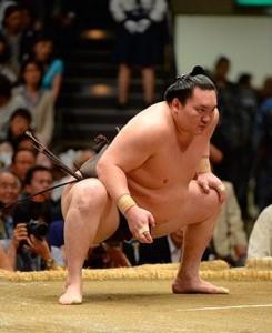 Hakuho entre dans la légende du sumo