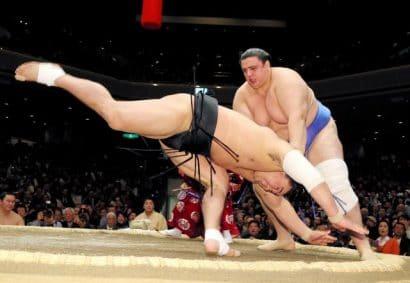 Aoiyama contre Harumafuji