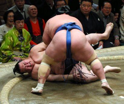 Kotoshogiku contre Kisenosato
