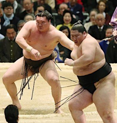 Hakuhô bat Ichinojo une quatrième fois