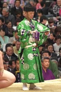 Tate gyoji Kimura Shonosuke 37