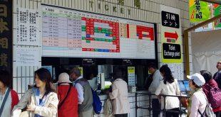 Acheter des billets de sumo