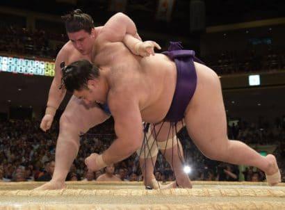 Aoiyama contre Kaisei