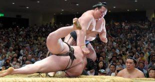 Kisenosato contre Hakuho
