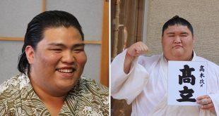 Mitakeumi et Takaryu sont les shin juryo