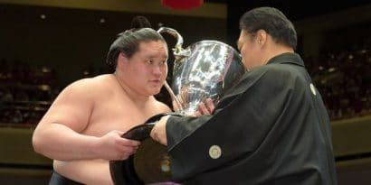 Terunofuji remporte son premier tournoi