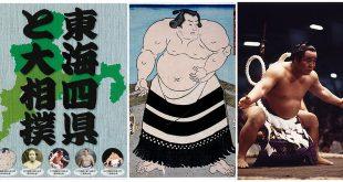 Le sumo et la région du Tokai