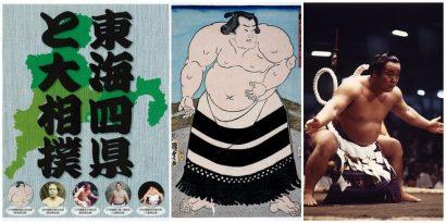 La région Tokai et le sumo