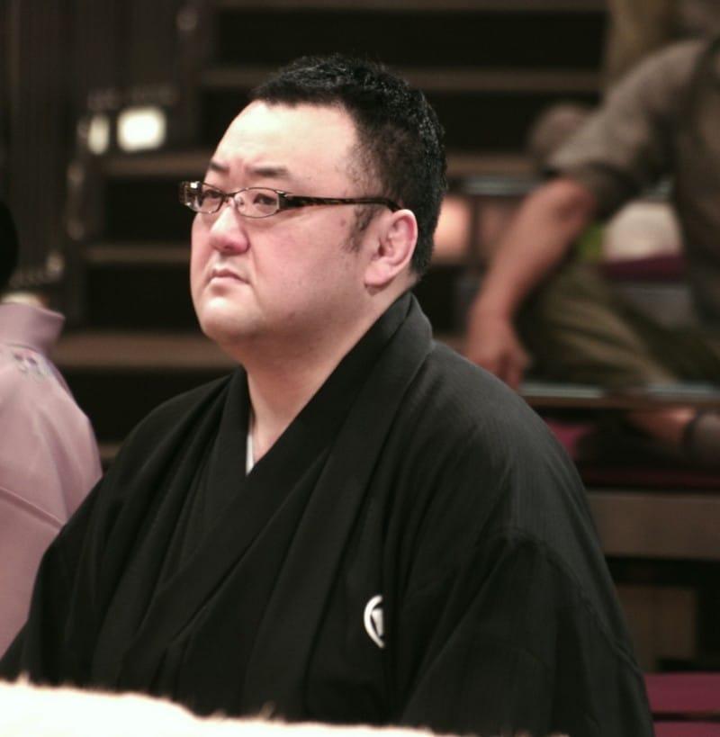 Takanonami est décédé (ex ôzeki)