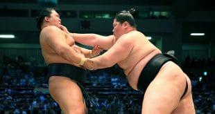 Goeido contre Ichinojo