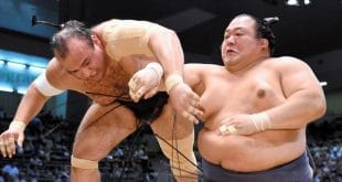 Osunaarashi contre Toyonoshima