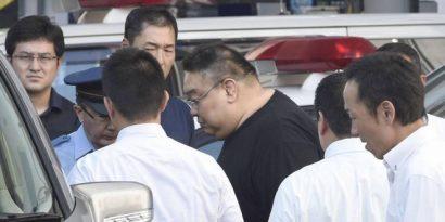 Kumagatani, l'entraîneur de Hakuho arrêté