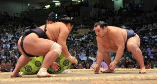 Tamawashi contre Kakuryu