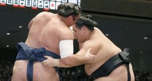 Terunofuji sort Tochinoshin