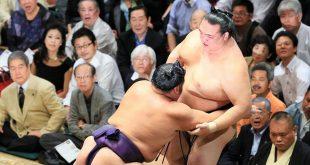 Tochiozan contre Kisenosato une