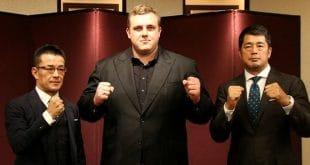 Baruto va faire ses débuts dans le MMA