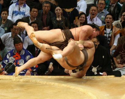 L'incroyable victoire de Hakuho