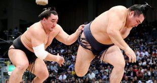 Harumafuji contre Kakuryu