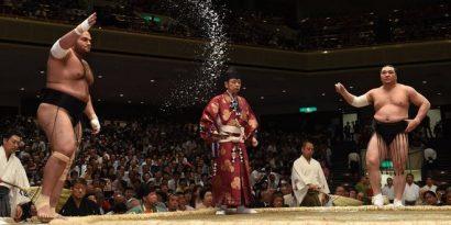 Troisième kinboshi pour Osunaarashi
