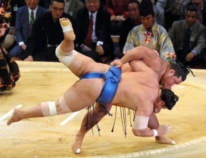 Shohozan contre Kyokushuho