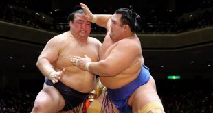 Kisenosato contre Kotoshogiku