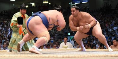Kotoshogiku, le meilleur espoir des japonais