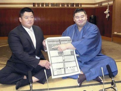 Shodai et Kagayaki attireront l'attention pour leur premier tournoi en makuuchi