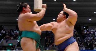 Yoshikaze contre Kotoshogiku