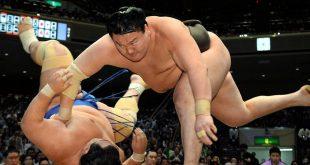 Hakuho contre Kotoshogiku