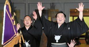 Hakuho et Ishiura