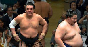 Harumafuji et Ichinojo