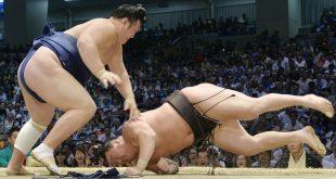Ikioi contre Hakuho