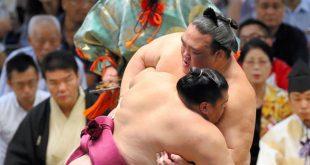 Kisenosato contre Mitakeumi