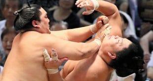 Myogiryu contre Takekaze