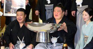 Goeido vainqueur aki basho 2016