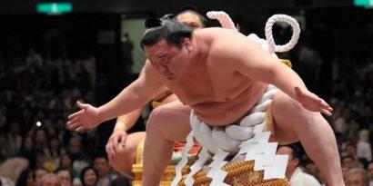 Hakuho en petite forme pour l'Aki Basho