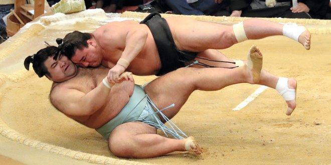 Harumafuji contre Takayasu